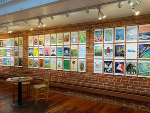 Posters for Social Change: Green New Deal Art Show