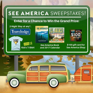 The Great See America Sweepstakes!