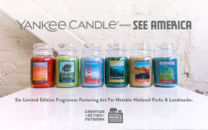 Introducing: Limited Edition See America Collection From Yankee Candle