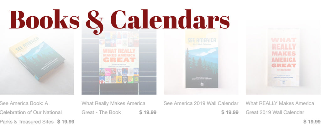 Books and Calendars