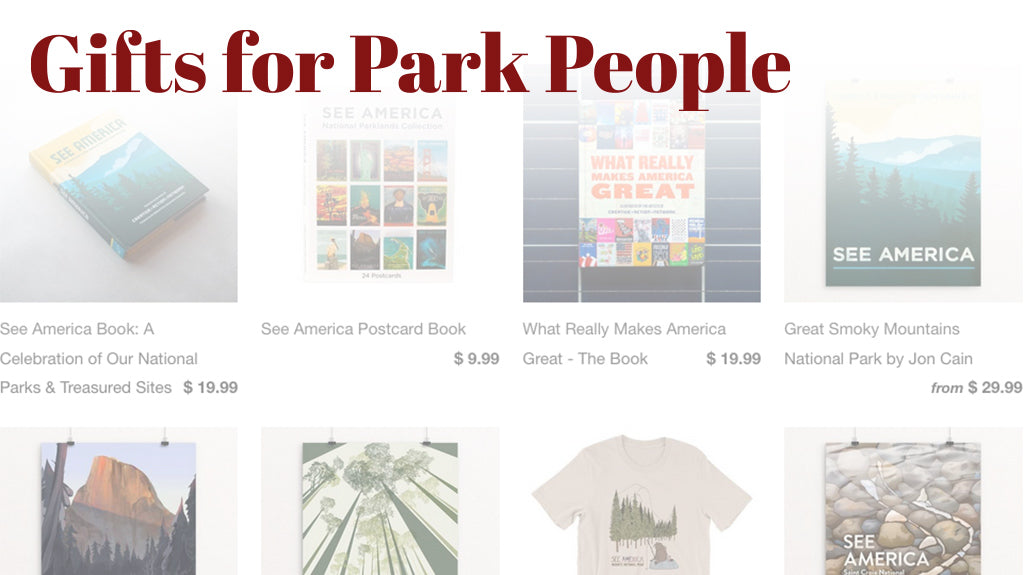 Gifts for Park People