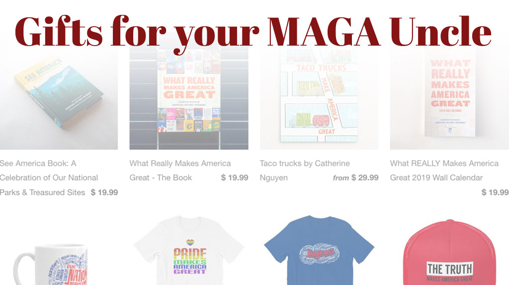 Gifts for your MAGA Uncle