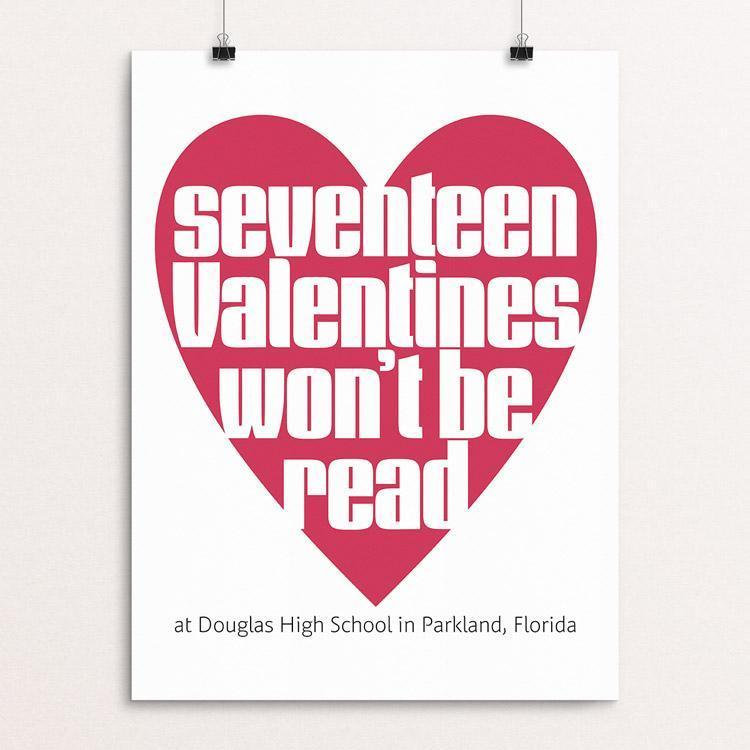 17 Valentines Won't Be Read Today by Chris Lozos