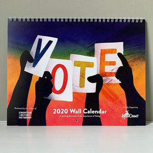 2020 Wall Calendar Gift Set Calendar What Makes America Great