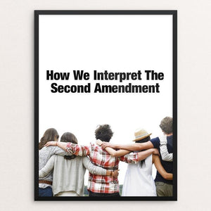 2nd Amendment by Debbie Millman