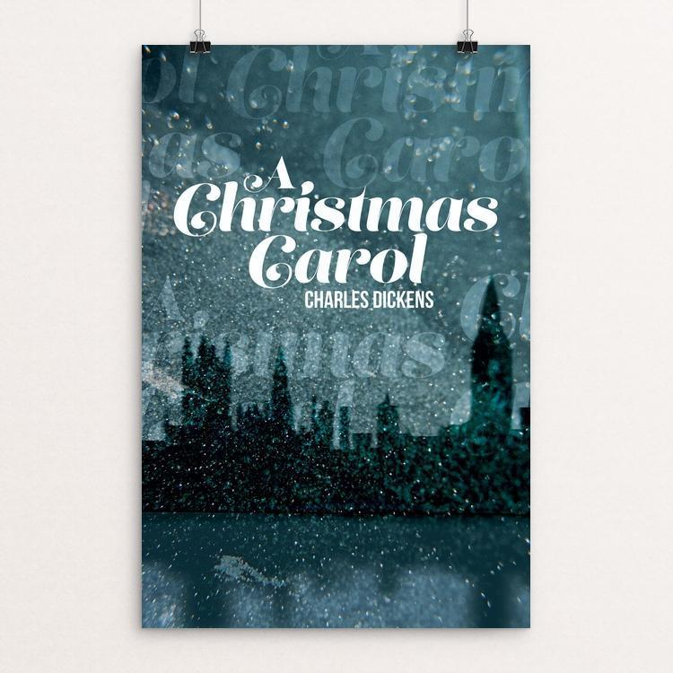 A Christmas Carol Poster.A Christmas Carol By Lauren Wagner