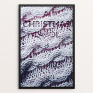 "A Christmas Carol by Medeea Iancu 12"" by 18"" Print / Framed Print Recovering the Classics"