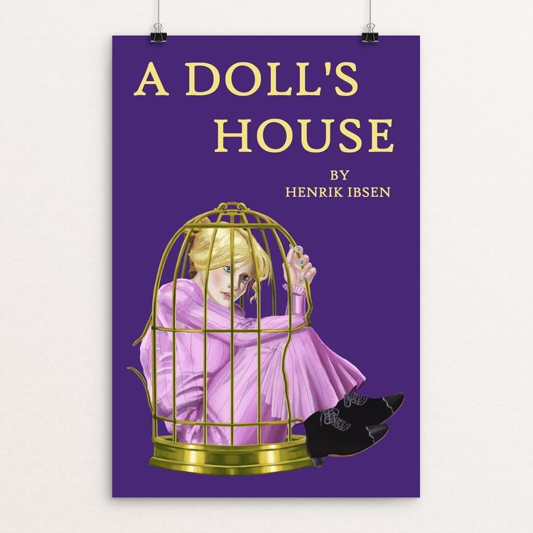 A Doll's House by Raymond Abad