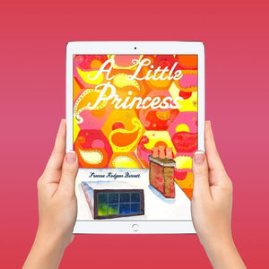 A Little Princess Ebook by Jessica Greene