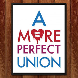 A More Perfect Union 1 by Mark Forton