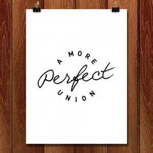 "A More Perfect Union 2 by J.D. Reeves 18"" by 24"" Print / Unframed Print A More Perfect Union"