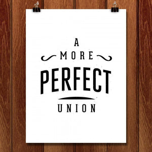 "A More Perfect Union 4 by J.D. Reeves 18"" by 24"" Print / Unframed Print A More Perfect Union"