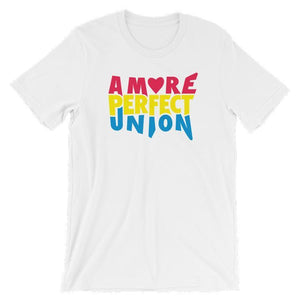 A More Perfect Union Men's T-Shirt by Design by Goats S / White T-Shirt A More Perfect Union