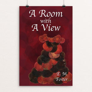 "A Room with a View by Cameron Swanson 12"" by 18"" Print / Unframed Print Recovering the Classics"