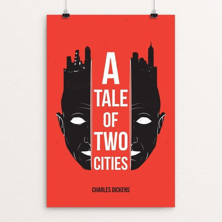A Tale of Two Cities by Roberlan Borges