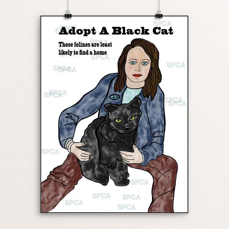 Adopt A Black Cat by Luna 3