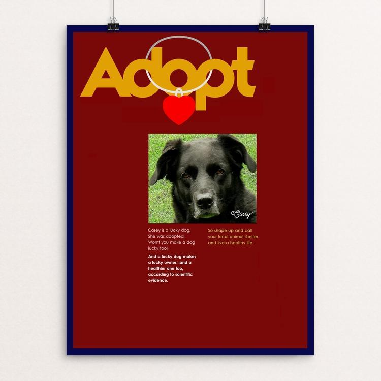 Adopting Makes Us Happier 2 by Bob Rubin