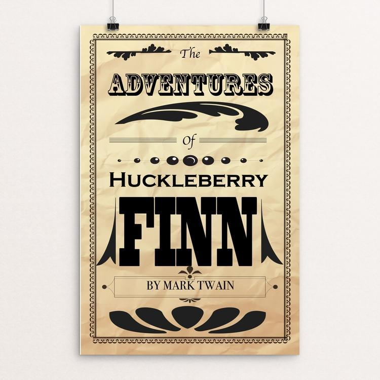 Adventures of Huckleberry by Evan Wick