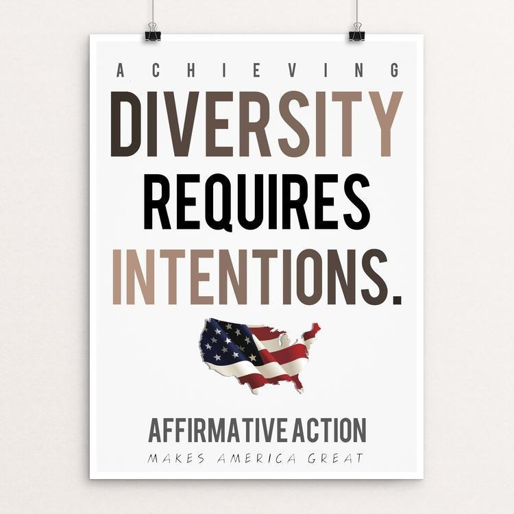 Affirmative Action by Christopher Wachter