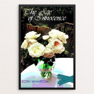 "Age of Innocence by Bob Rubin 12"" by 18"" Print / Framed Print Recovering the Classics"