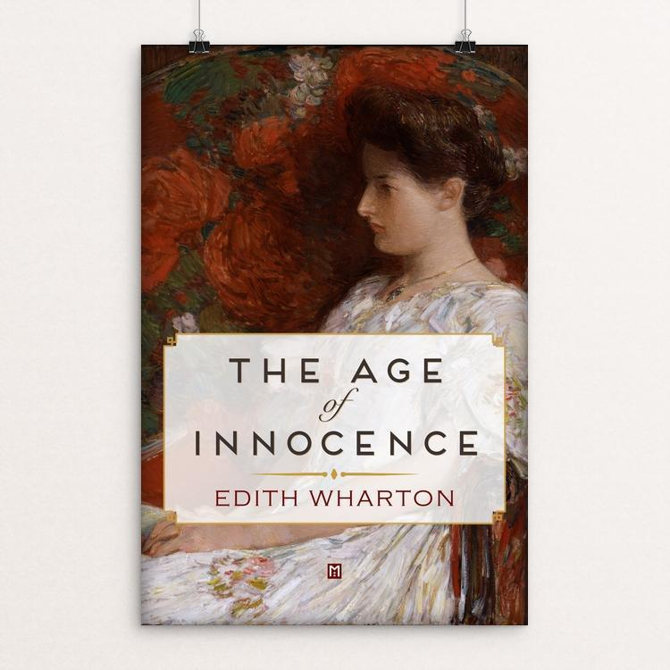 "Age of Innocence by Ed Gaither 12"" by 18"" Print / Unframed Print Recovering the Classics"