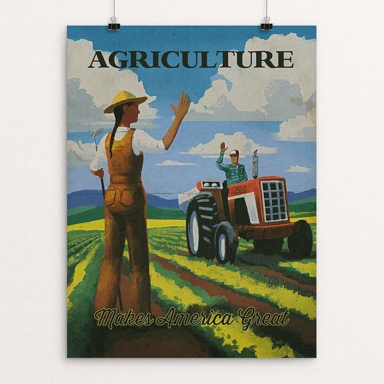 Agriculture by Jordan Johnson