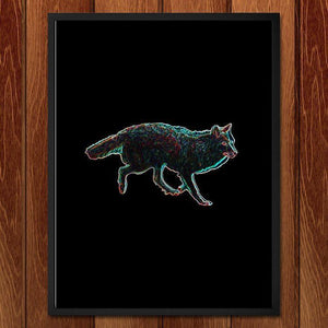 "Alawa by Anthony Chiffolo 18"" by 24"" Print / Framed Print Join the Pack"