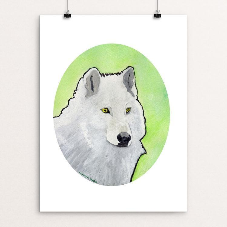 "Ambassador Atka by Anthony Chiffolo 12"" by 16"" Print / Unframed Print Join the Pack"