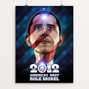 America's Next Role Model by Roberlan Borges