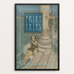 "Andersen's Fairy Tales by Vivian Chang 12"" by 18"" Print / Framed Print Recovering the Classics"