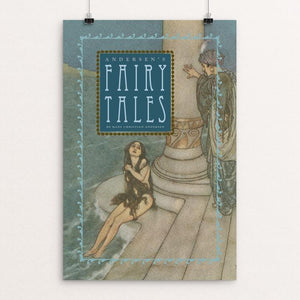 "Andersen's Fairy Tales by Vivian Chang 12"" by 18"" Print / Unframed Print Recovering the Classics"