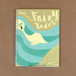 Andersen's Fairy Tales Spiral Notebook by Roberto Lanznaster Spiral Spiral Notebook Recovering the Classics