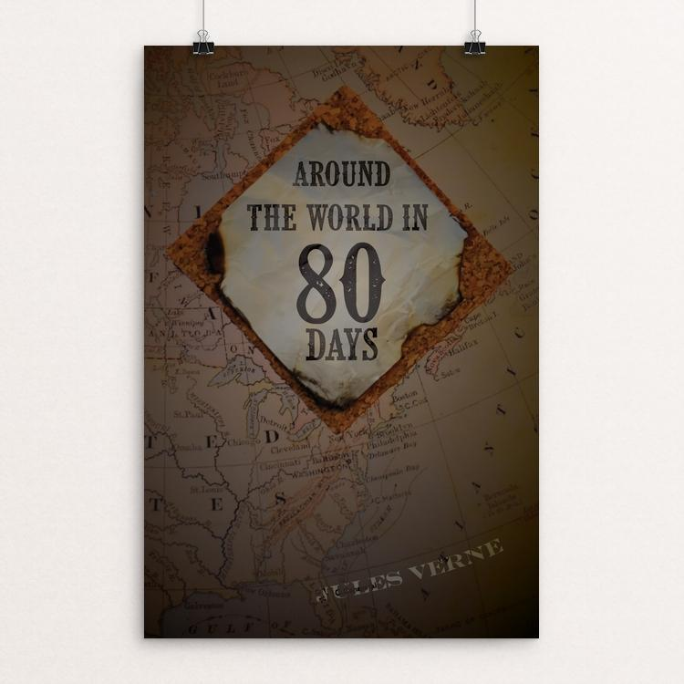 Around the World in 80 Days by Taylor Wiens