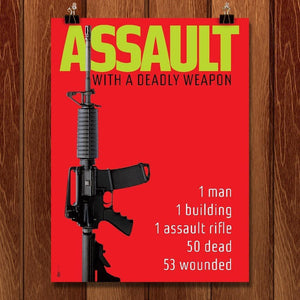 ASSAULT with a Deadly Weapon in Orlando by Chris Lozos