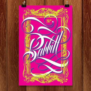 "Babbitt by Roberlan Paresqui 12"" by 18"" Print / Unframed Print Recovering the Classics"