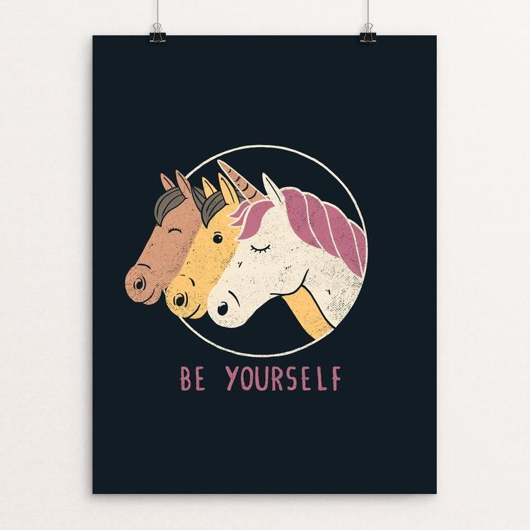 Be Yourself by Tobias Fonseca
