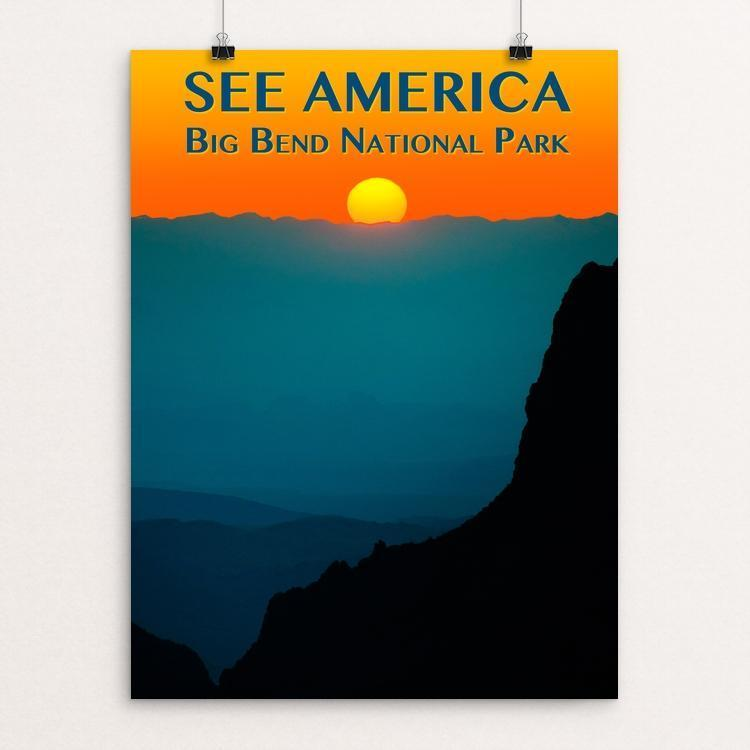 Big Bend National Park by Zack Frank