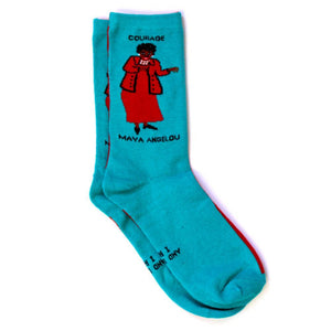 Black History Month Feminist Sock 3-Pack Socks Creative Action Network