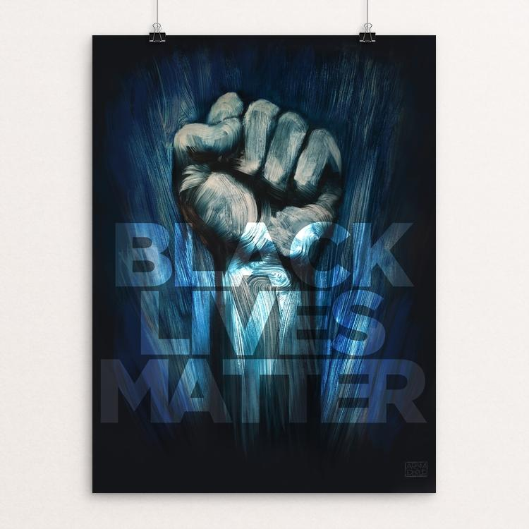 Black Lives Matter by Adam Doyle