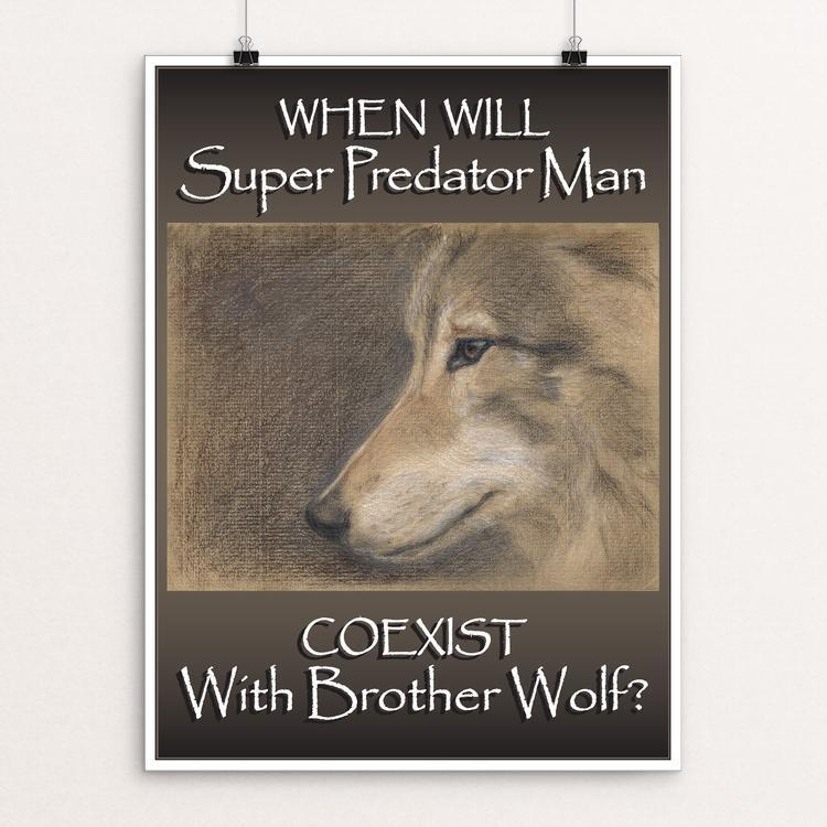 Brother Wolf by Eileen Brennan-Porter