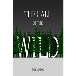 "Call of the Wild by J.R.J. Sweeney 12"" by 18"" Print / Unframed Print Recovering the Classics"