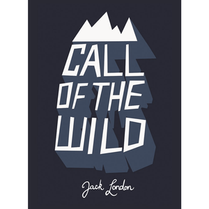 Call of the Wild Sticker by Michael van Kekem 3x4 inch / 1 Pack Stickers Recovering the Classics