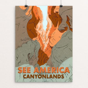 Canyonlands National Park by Ari Ganahl