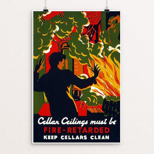 Cellar ceilings must be fire-retarded Keep cellars clean by Martin Weitzman