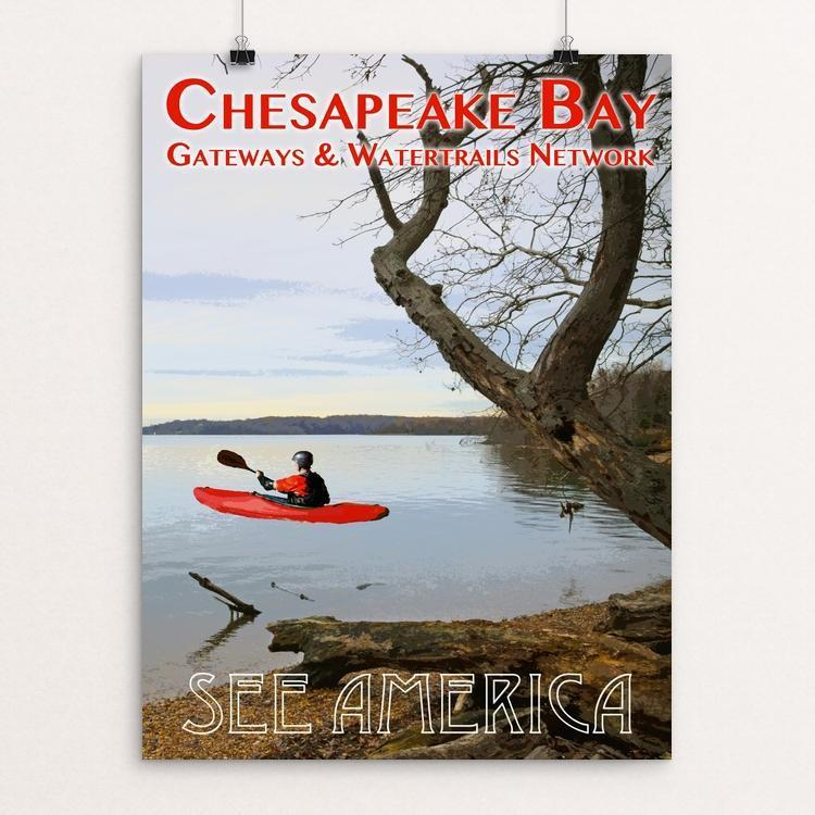Chesapeake Bay Gateways Network by Zack Frank