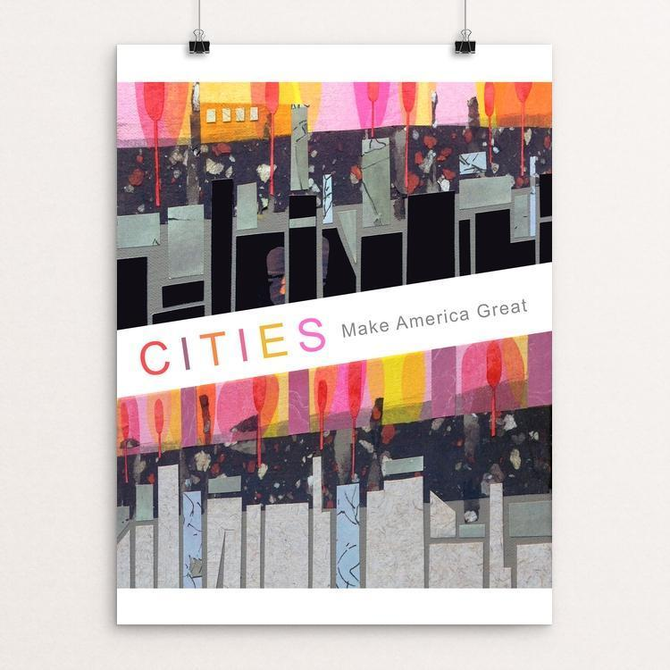 Cities by Holly Savas