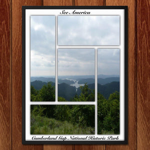 "Cumberland Gap National Historic Park by Bryan Bromstrup 12"" by 16"" Print / Framed Print See America"