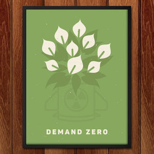 "Demand Lilies by Michael Czerniawski 18"" by 24"" Print / Framed Print Demand Zero"