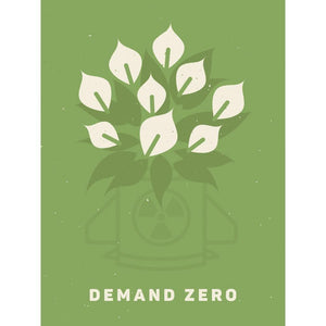 "Demand Lilies by Michael Czerniawski 18"" by 24"" Print / Unframed Print Demand Zero"