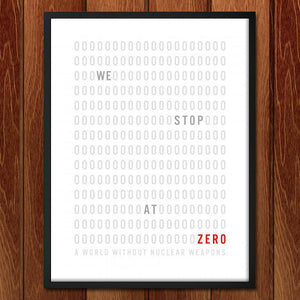 "Demand Zero 3 by Darrell Stevens 18"" by 24"" Print / Framed Print Demand Zero"